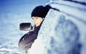 кондиционер зимой