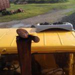 Крышный блок автокондиционера