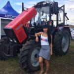 Автокондиционер на трактор