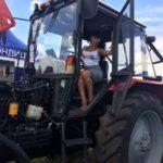 Наталья установит автокондиционер на любой трактор или комбайн