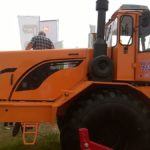 TerraFrigo на трактор