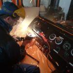 Установка автокондиционера в трактор