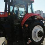 Автокондиционер на трактор YTO