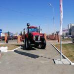 YTO ремонт трактора