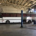 Заправка автобусного автокондиционера